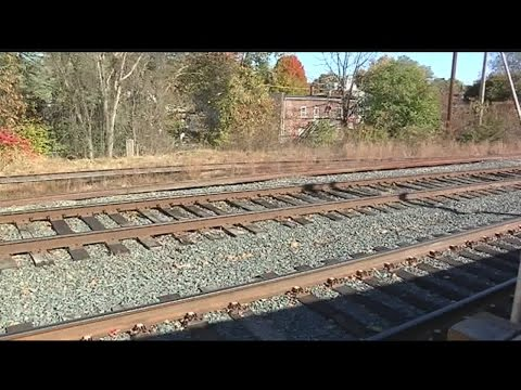 Study will examine the feasibility of a Springfield-Boston rail service