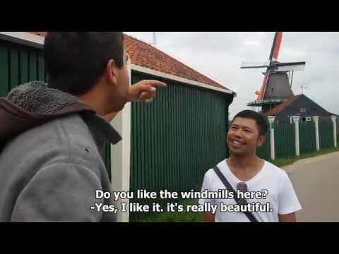 Basic conversation in Thai