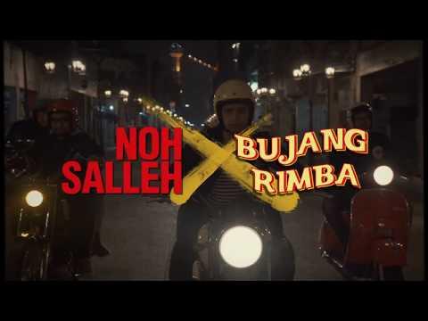 Free Download Noh Salleh X Bujang Rimba - Mr Polia ( Music Video ) Mp3 dan Mp4