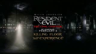 Resident Evil: The Final Chapter - The Hive: Killing Floor 360 Experience - At Cinemas February 3