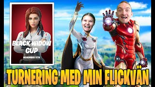 BLACK WIDOW CUP MED MIN FLICKVÄN I FORTNITE
