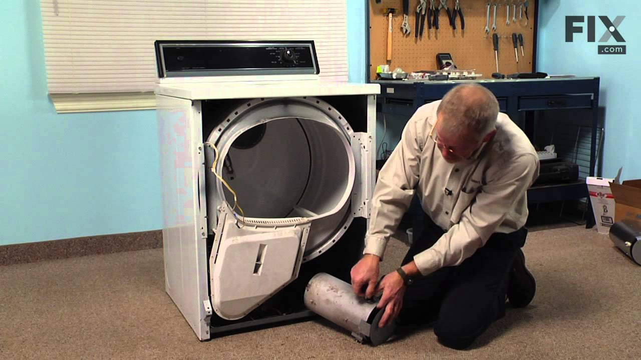 Maytag Dryer Repair How To Replace The High Limit Thermostat Youtube