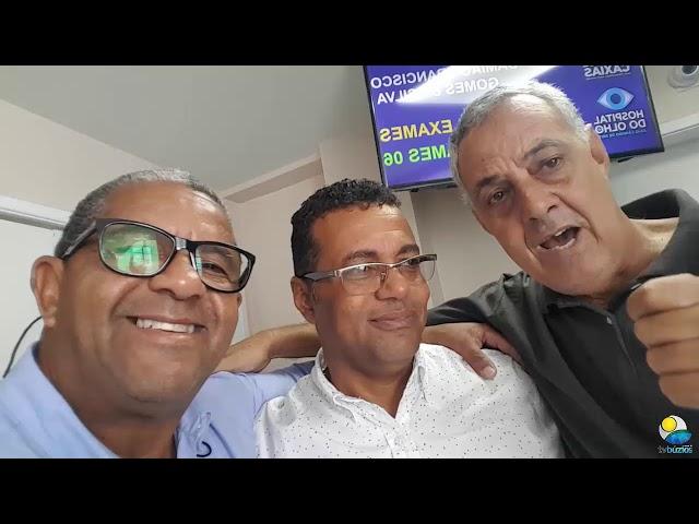 Élcio Ribeiro Entrevista: Visitando Duque de Caxias