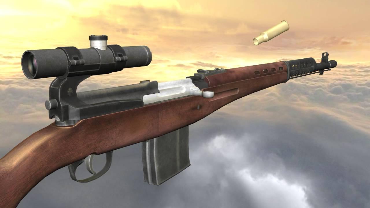 SVT-38 SVT-40 Tokarev - Modern Firearms