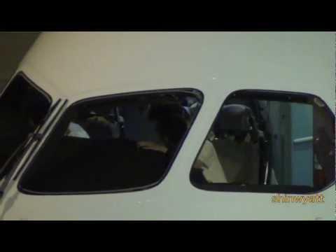 OKAYAMA AIRPORT ANA BOEING-787 DREAMLINER