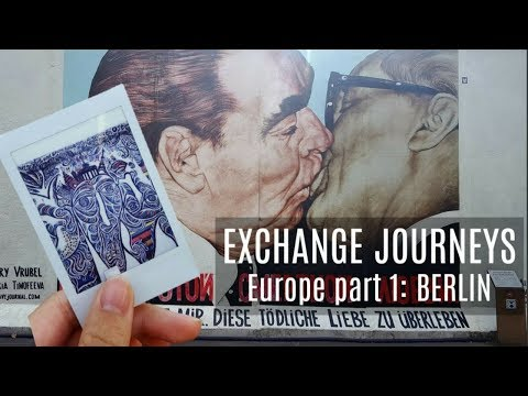 EXCHANGE JOURNEYS || Europe part 1: BERLIN