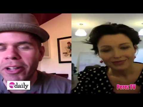 Dannii Minogue interviewed by Perez Hilton