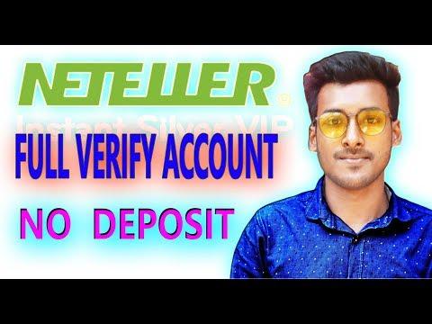 Neteller Account Verification Bangla / | How To Create & Verify Neteller Account