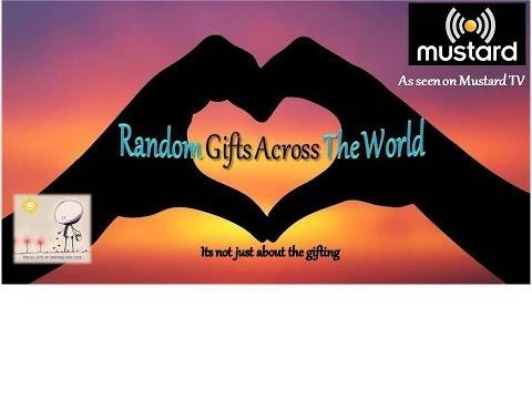 Random Gifts Across The World