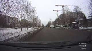 Нежданчик на улице Рылеева г. Тамбов