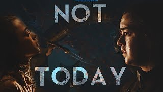 Arya Stark || Not Today