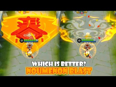 Lolita Noumenon Blast Which Is Better | Mobile Legends: Bang Bang