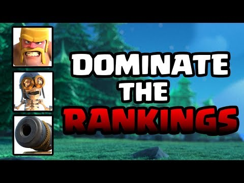 Barbarians, Bomber and Cannon Carts | Clash of Clans Builder Base Guide [ENG]