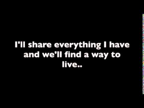 Perfect For Me - Ron Pope (Lyrics)