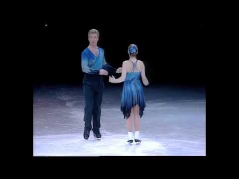 Är de olympiska isdansarna dating