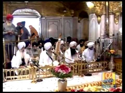 Tum Karo Daya Mere Sai - Bhai Avtar Singh - Live Sri Harmandir Sahib