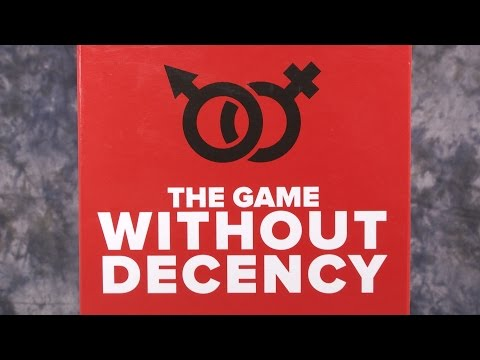 The Game Without Decency From Cardinal Games Youtube