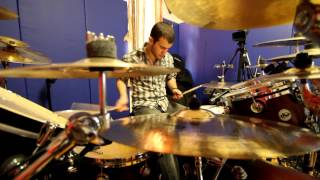 Take Heart (Live) - Hillsong United (Drum Cover) - Sal Arnita