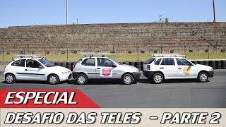 GOL X CELTA X PALIO: DESAFIO DAS TELES - PARTE 2 - ESPECIAL #57 | ACELERADOS thumbnail