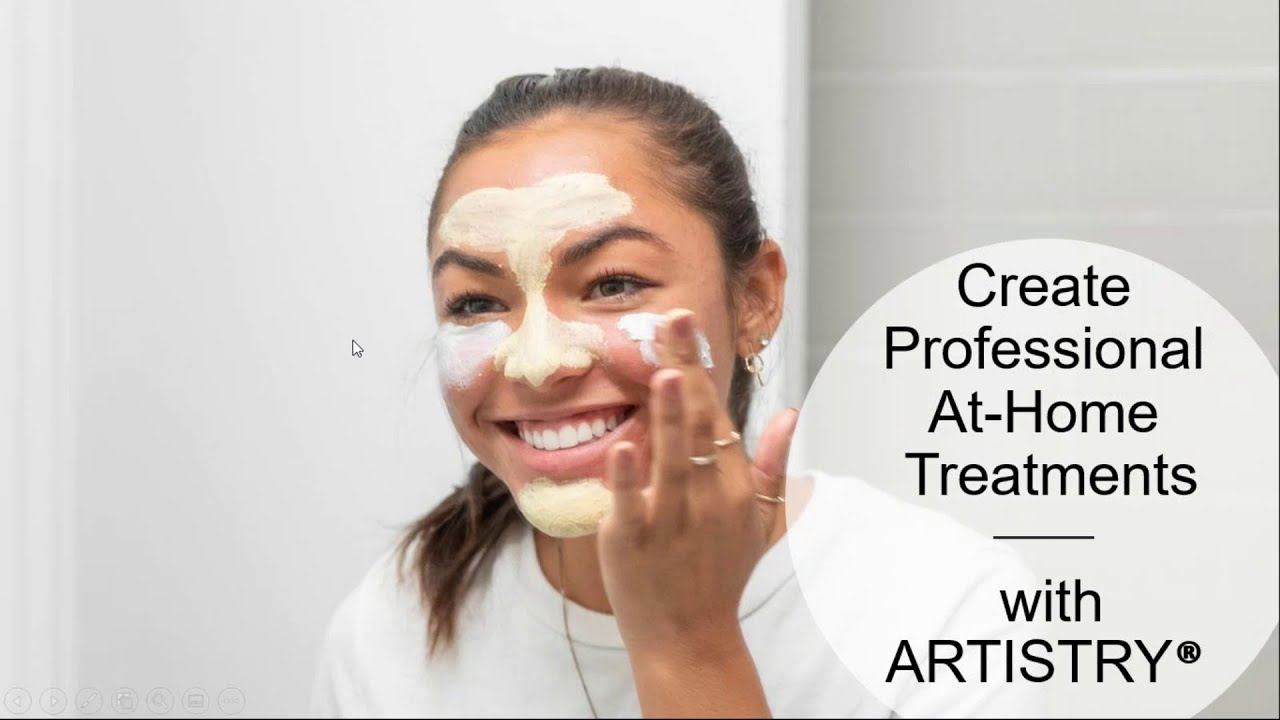 Create Professional At Home Treatments with ARTISTRY®