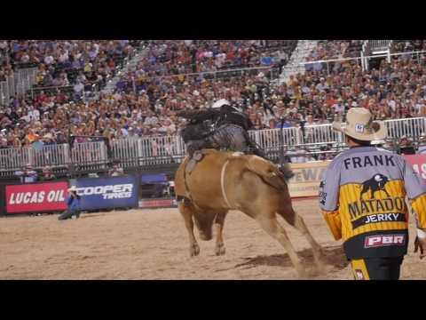 2017 PBR  - Last Cowboy Standing at Helldorado Days