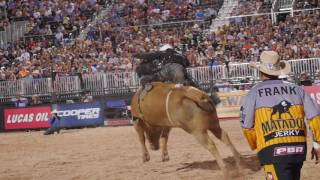 2017 PBR  - Last Cowboy Standing at Helldorado Days