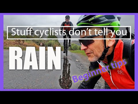 Cycling In Rain Tips & Advice  | Beginner Tips Advice And Suggestions