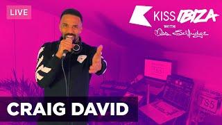 Craig David Presents TS5  | KISS Ibiza 🎶
