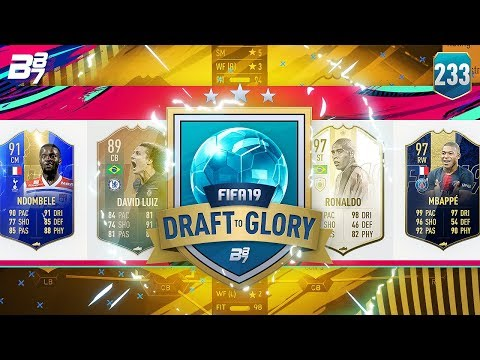 WE ACTUALLY GOT PRIME MOMENTS 97 RONALDO! | FIFA 19 DRAFT TO GLORY #233