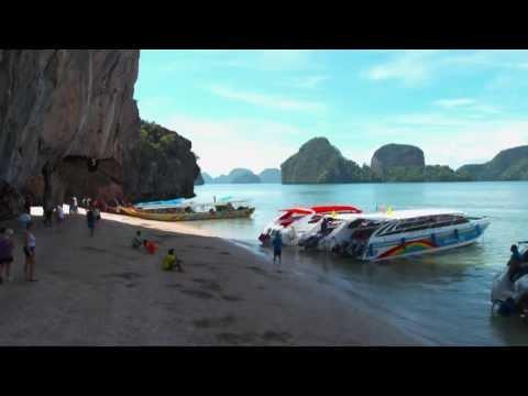 Private Islands: Phuket, Thailand