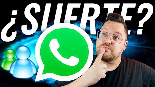 El ÉXITO de WhatsApp ¿Por qué todos la usan?