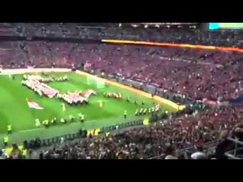 Will Smith Uefa Champions League Final Bayern München Vs Borussia Dortmund