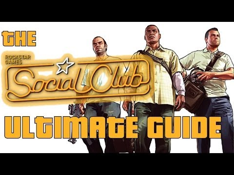 The Social Club Ultimate Guide (GTA 5)