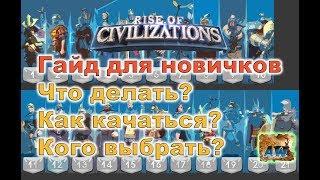 Rise of Kingdoms: Гайд для новачків. З чого починати? Що робити?