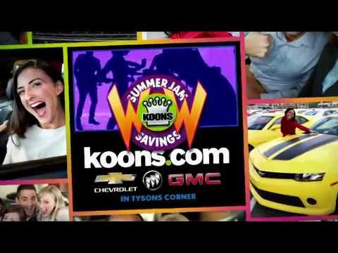 Summer Jam Offers are back and BIGGER than ever at Koons