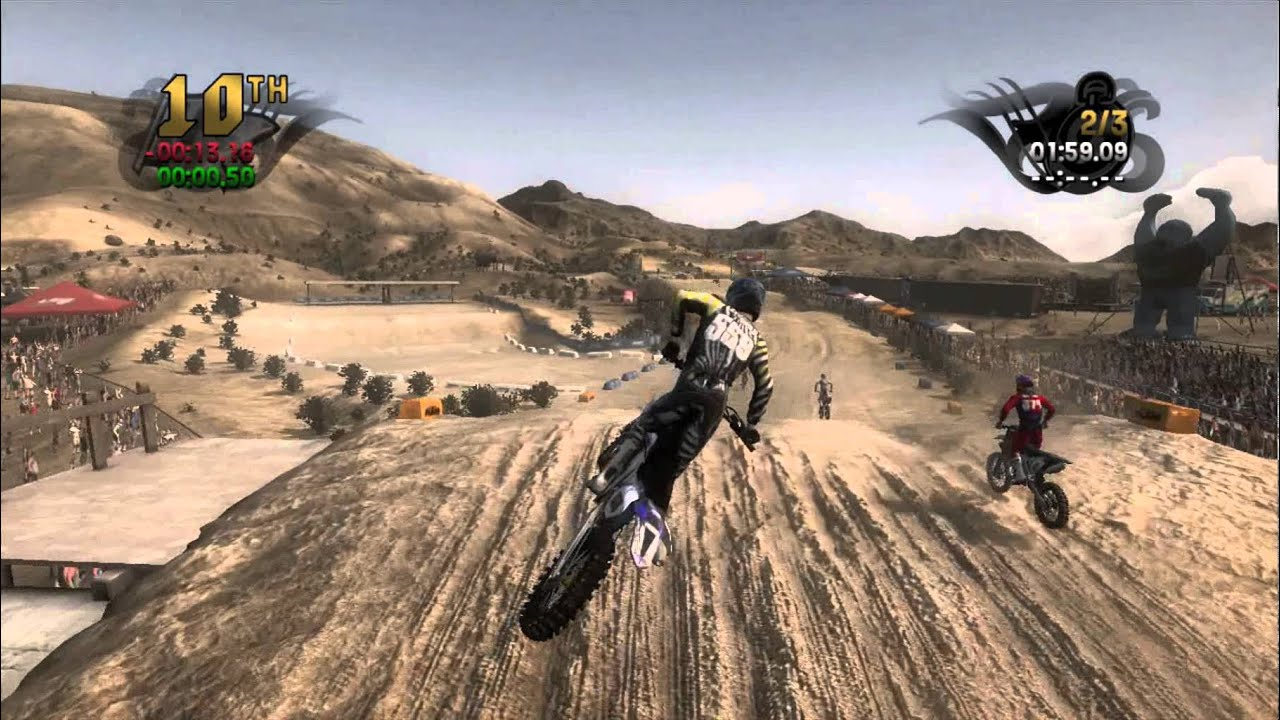 mx vs atv reflex gameplay episode 1 xbox 360 youtube. Black Bedroom Furniture Sets. Home Design Ideas