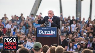 Bernie Sanders on Iran, health care and Democratic electability