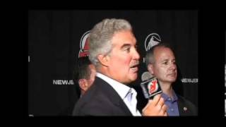 Devils owner Jeff Vanderbeek on Bergen County Devils fans