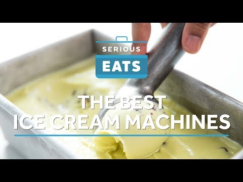The Best Ice Cream Machines