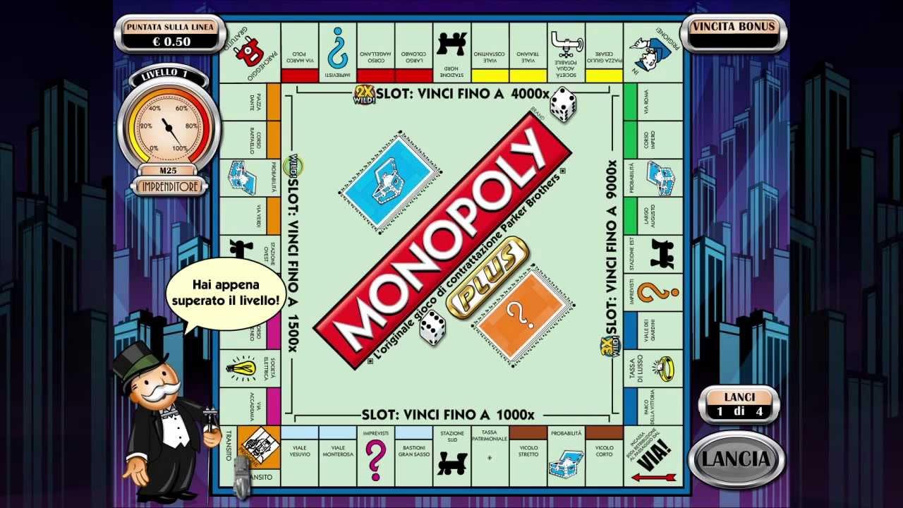 Monopoli gioco online in italiano youtube - Monopoli gioco da tavolo ...