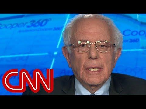 Bernie Sanders blasts Biden's voting record: 'He voted for' the Iraq war, NAFTA