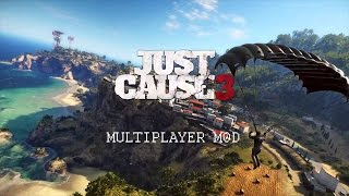 How To Play Just Cause 3 Multiplayer