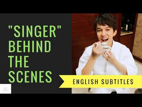 Dimash The Singer behind the scenes English subtitiles
