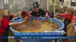 World's Largest Peanut Butter Cup