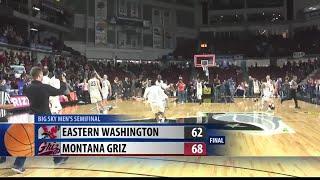 Montana Grizzlies rally past Eastern Washington, punch NCAA Tournament ticket