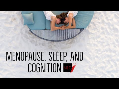 POD: Menopause, Night Sweats, and the Brain