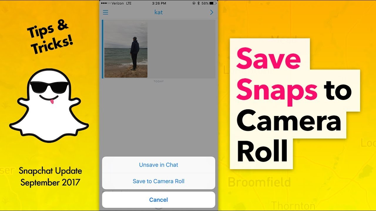 maxresdefault - How Do You Get The Snapchat Update To Work