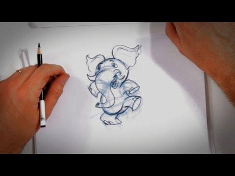 secrets-of-drawing-cartoons- -drawing-tips