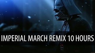 Star Wars - Imperial March (Goblins from Mars Trap Remix) 【10 HOURS】