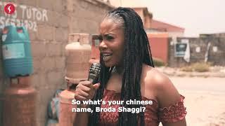 CHINA AND NIGERIA   BRODA SHAGGI